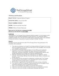 Employee Referral Cover Letter Sample Guamreview Com