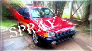 Consulte todas as informações sobre a tinta automotiva na cor vermelho mercurio da honda. Como Pintar O Carro Com Tinta Spray Veja O Resultado Youtube