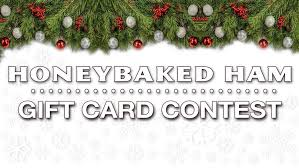 honey baked ham gift card costco