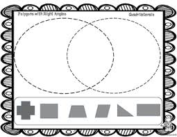 Venn Diagram Of Quadrilaterals Venn Diagram Quadrilaterals Teaching Resources Teachers Pay Teachers