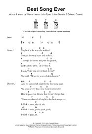 Its basic chord shapes allow new players to start playing songs in minutes. Best Song Ever Sheet Music One Direction Piano Vocal Guitar Ukulele Songs Ukulele Songs Beginner Ukelele Chords Ukulele Songs