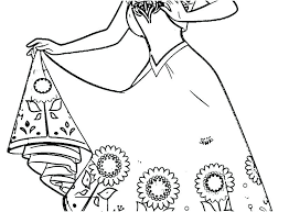 Coloring Pages Elsa And Anna Extremely Ideas Frozen Coloring Pages