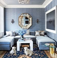 40 Creative Wall Coverings That Put Wallpaper Paint And Tile To Fascinating Wall Painting Living Room Creative