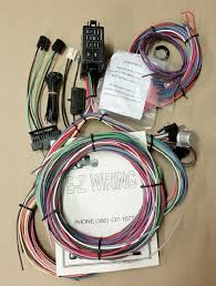 ez wiring 12 mini wiring harness ac wiring harness Ac Wiring Harness #24