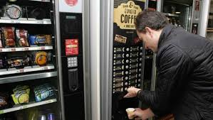 Vending Machine Uk Delectable Vending Machines Operator Uvenco Tanks As Cash Runs Out Webfg