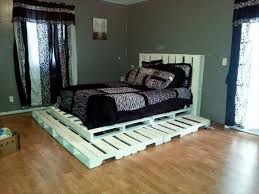 creative diy furniture ideas. pallet bed frame 20 unique ideas to use the pallets wood furniture diy creative diy