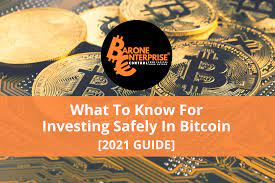 What's important To Know For Investing Safely In Bitcoin