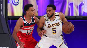 Talen Horton-Tucker Scrimmage Highlights | Los Angeles Lakers vs Washington  Wizards - YouTube