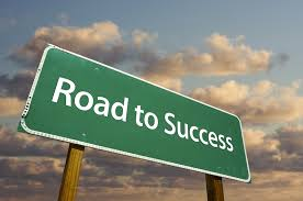 words essay on road to success