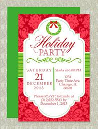 holiday template word holiday party invite download edit template microsoft word