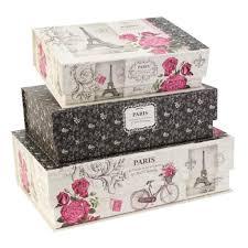 Decorative Storage Box Sets Rousing Hinged Lid Wicker Decorative Baskets Storage Bins 21
