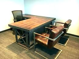 industrial style home office. Industrial Look Furniture Style Office Chair Decor Home