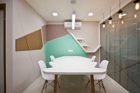 Project Showcase Minimalist Office Interior Design