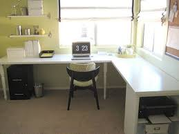 Corner desk out of doors! Under $100 - when I move out of my tiny