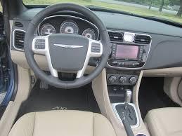 chrysler 200 2011. the upshot of convertible 200 chrysler 2011 t