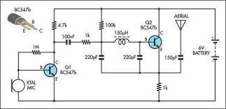 simple fm transmitter circuit diagram auto electrical wiring diagram related simple fm transmitter circuit diagram