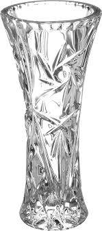 """<b>Ваза Crystal Bohemia</b> """"<b>Pinwheel</b>"""", высота 15 см - купить вазу в ..."""