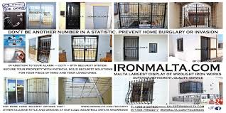 Security Solutions - Iron Doors - Gates - Windows Malta - How to ...