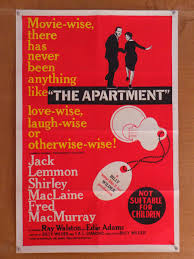 Apartment Vintage Movie Poster At Simondwyercom