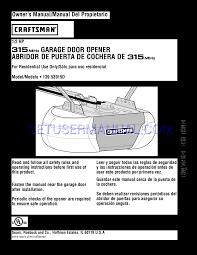 read craftsman 139 53915d user s manual