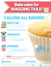 How To Have A Bake Sale Bake Sales For Wagging Tails Nova Scotia Spca