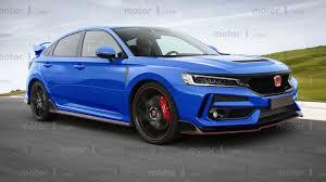 Next-Generation Honda Civic Will Debut In Spring 2021
