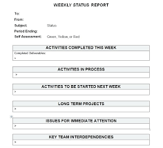 Sales Activity Report Template Team Reporting Templates