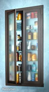 wall shelves with doors how to make your own built in shelves shelves shelving and glass