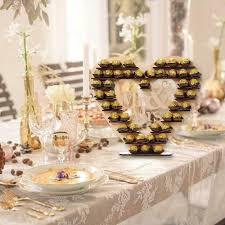 details about personality wooden wedding supplies chocolate display stand wedding decorations