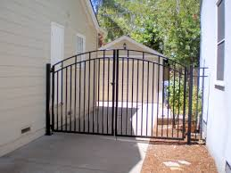 decor tips exciting rod iron fence design with lawn and chic gate patio pavers exterior siding attractive rod iron patio
