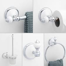 hardware bathroom. adelaide 5-piece collection bathroom accessory set hardware a