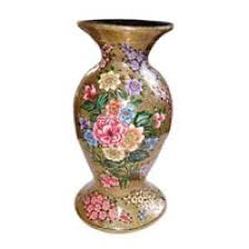 Flower Paper Mache Paper Mache Flower Vase 04