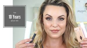 take years off your skin with these 4 easy makeup tricks elle leary artistry you