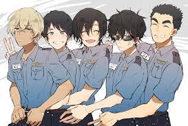 Amuro and the police team || Amuro