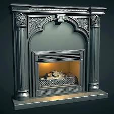 fireplace vent cover vintage covers home depot