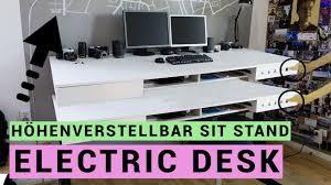 Bester Höhenverstellbarer Schreibtisch 2019 Test Vergleich
