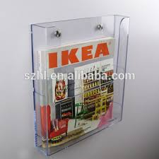 Where To Buy Magazine Holders Inspiration Wall Mounted Magazine Holder Home And Furniture Thejobheadquarters