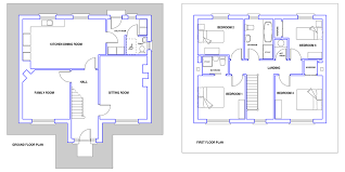affordable examples of house building plans