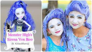 monster high s sirena von boo hairstyles
