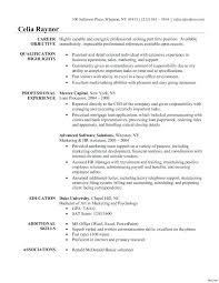 Resume Sample For Secretary Secretary Objective For Resume Examples Resume Pro