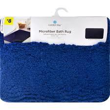 comfort bay bath mat plush 18x27