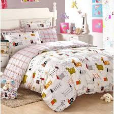 dog print bedding sets dog bed sheets side d print comforter sets pink rose bedding proof dog print bedding