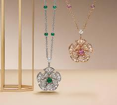 bvlgari jewelry necklaces and pendants