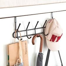 Coat Hanger Storage Rack Clothes Hanger Storage Rack Behind Door Hangers Hooks Creative 37
