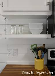 how to raise your kitchen cabinets the ceiling domestic