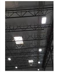 cyber tech lighting s highbay delivers a flexible solution for providing light to your factory warehouse gym or space with high ceilings