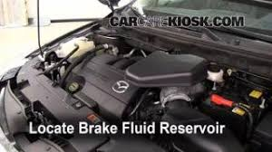 interior fuse box location 2007 2015 mazda cx 9 2009 mazda cx 9 2007 2015 mazda cx 9 brake fluid level check