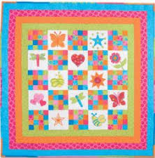 14 Easy Baby Quilt Patterns for Boys and Girls  | FaveQuilts.com & Applique Baby Quilt Designs Adamdwight.com