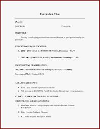 No Work Experience Resume Example 50 Elegant Of No Job Experience Resume Examples Pic