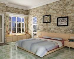 Small Picture modern interior stone wall design House Plans Ideas